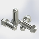 "1/2"" Self Locking Box Bolts"