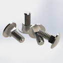 "1/2"" Carriage Bolts"