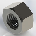 "7/8"" Heavy Hex Nuts"